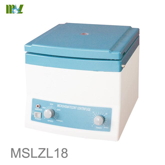 Heamatocrit centrifuge
