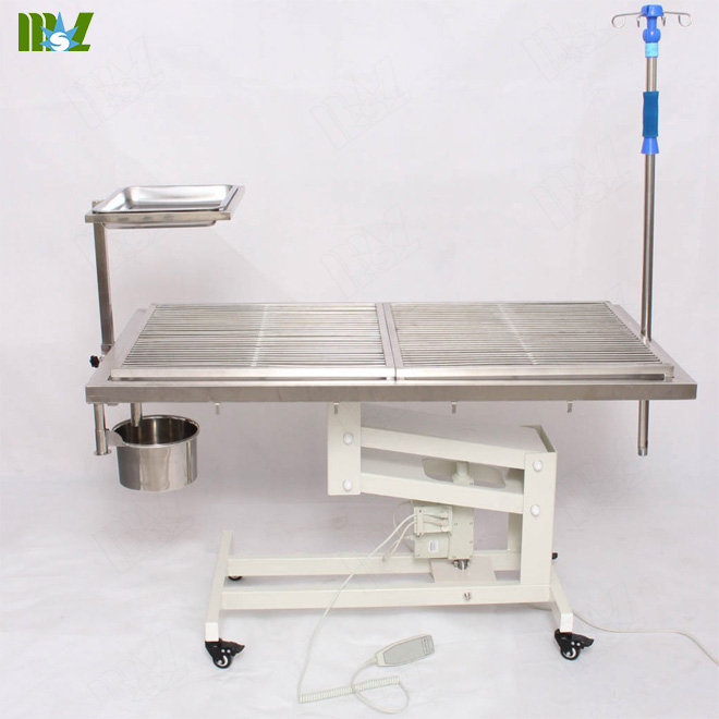 veterinary surgery table