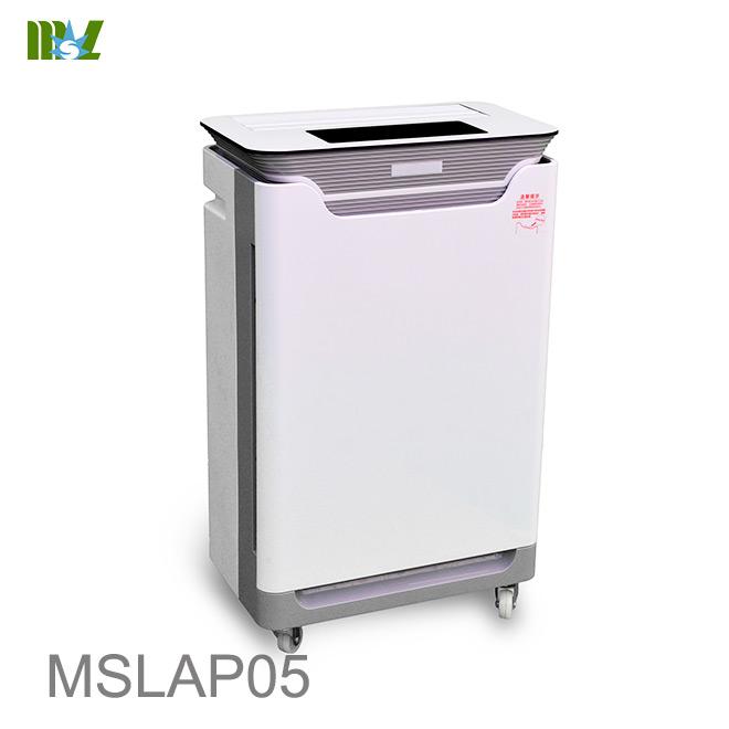 quiet air purifier