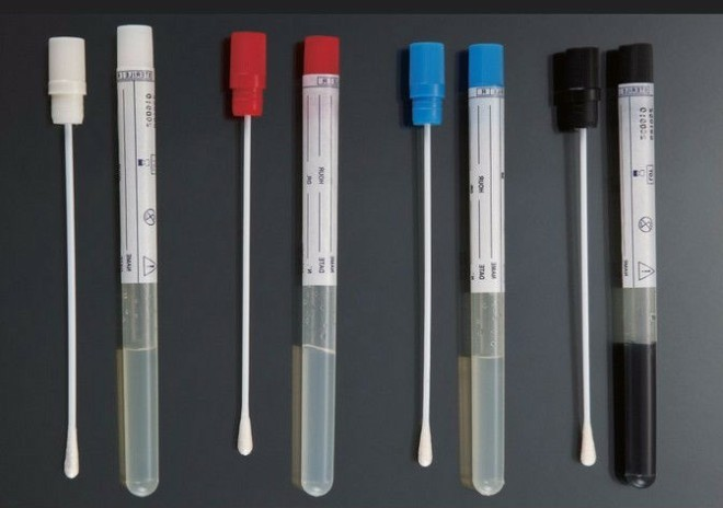 sterile transport swab