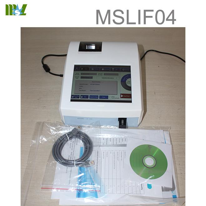 immunofluorescence test