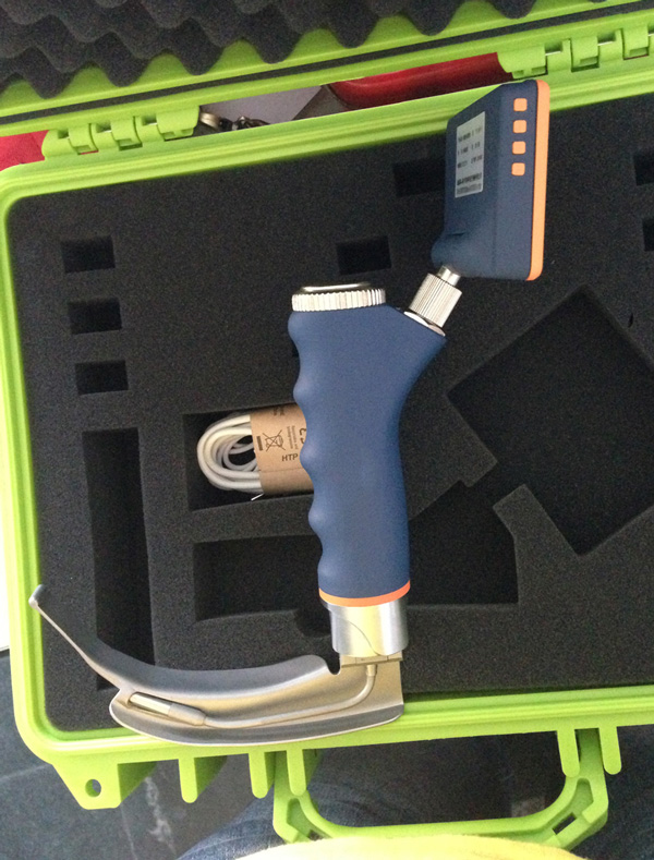 Video Laryngoscope MSLVL5D