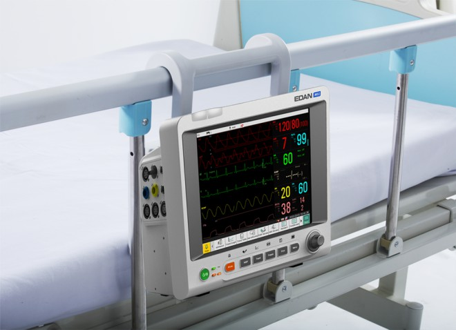 patient monitor parameters