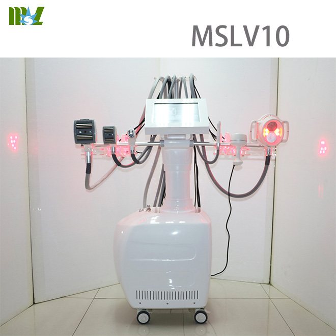 velashape machine MSLV10