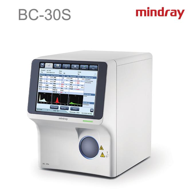 mindray bc 30s