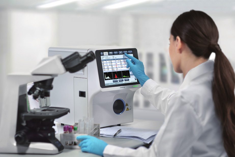 Hematology Analyzer BC-30S