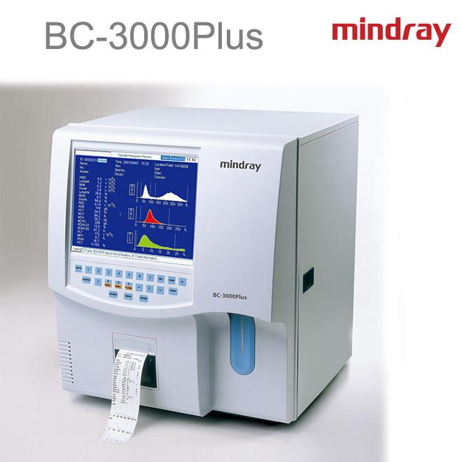 mindray bc 3000 plus