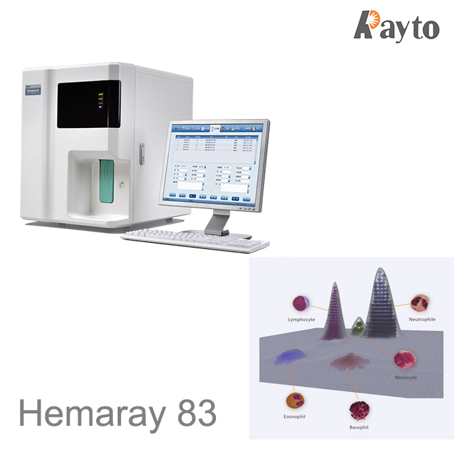 rayto auto hematology analyzer