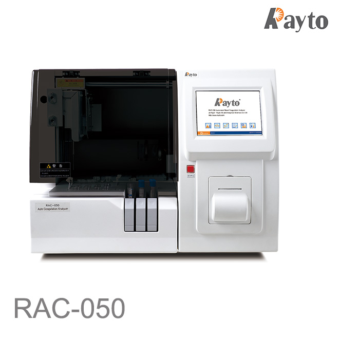 Automated Coagulation Analyzer RAC 050