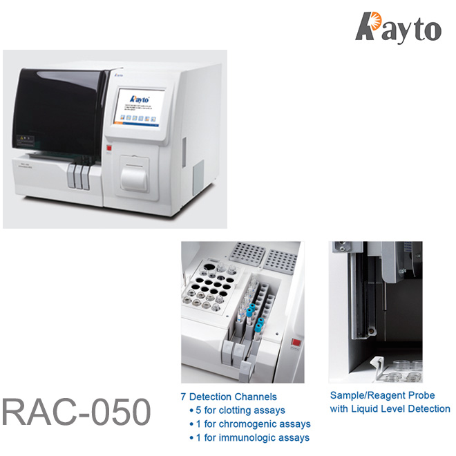 Automatic coagulation analyzer