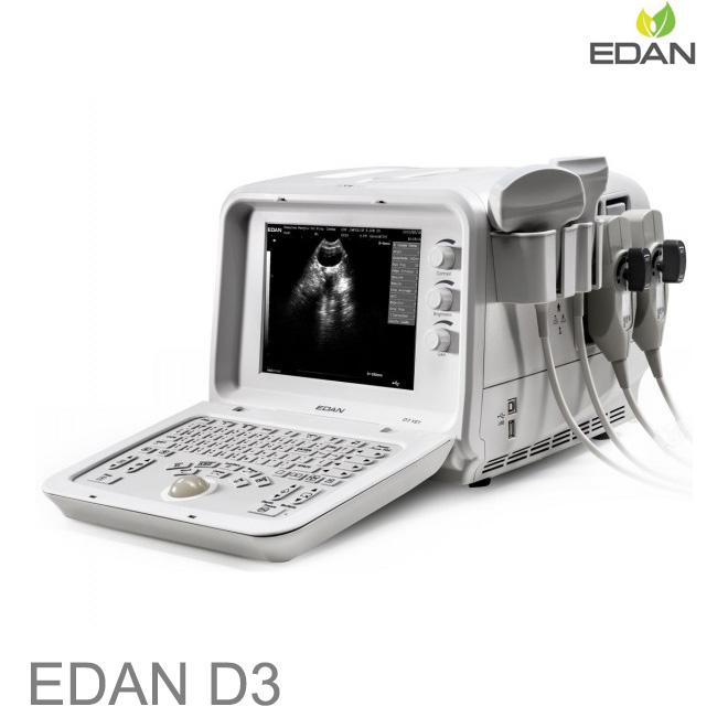 Portable Ecograph EDAN D3