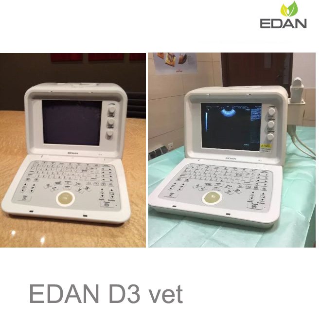 veterinary clinic EDAN D3 VET