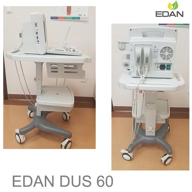 usg machine edan DUS 60