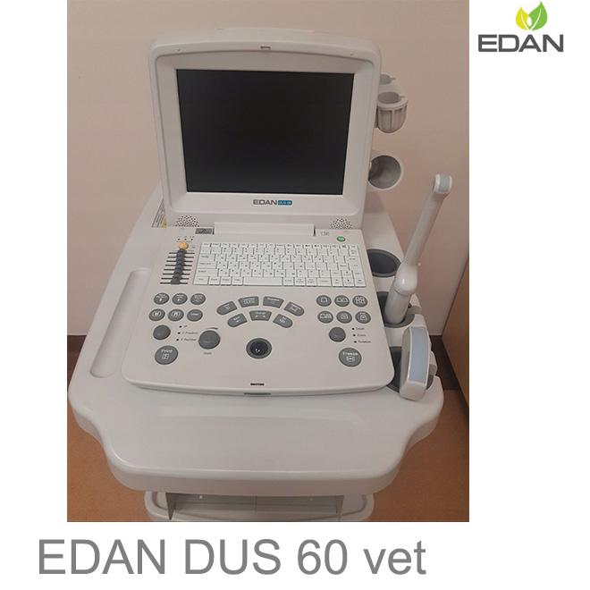 animal ultrasound Edan dus 60 vet