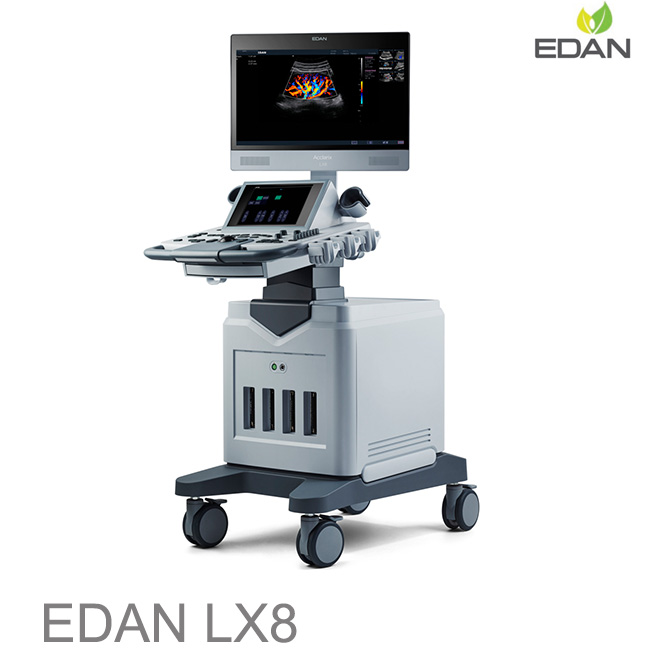 EDAN Acclarix LX8 doppler ultrasound