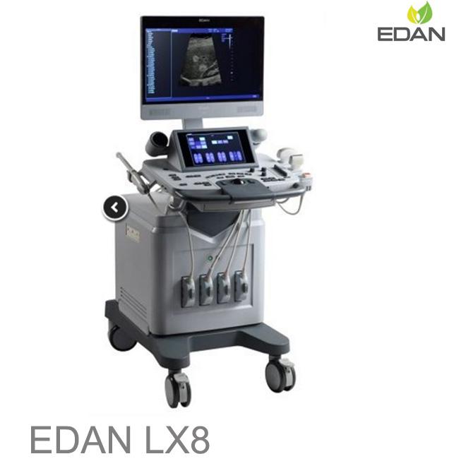 EDAN Acclarix LX8 color doppler ultrasound