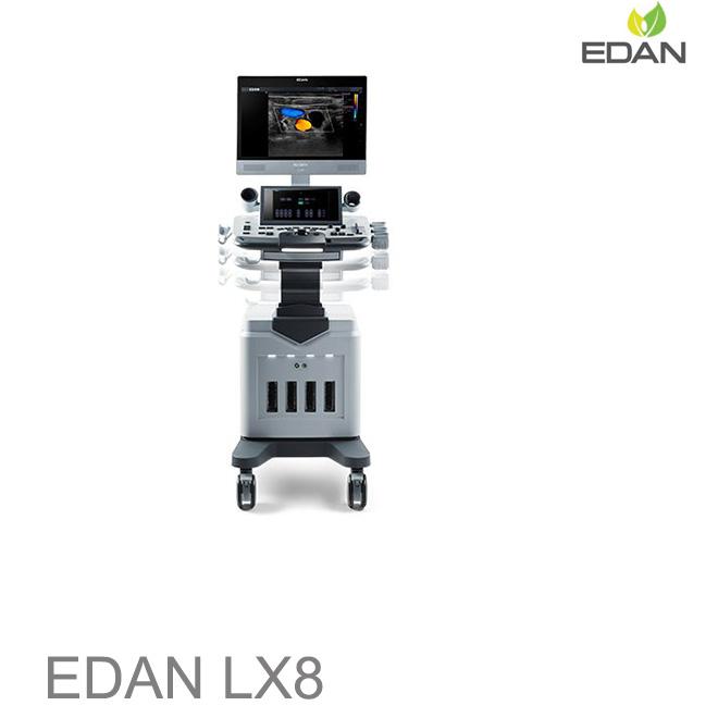 EDAN Acclarix LX8 doppler test for legs