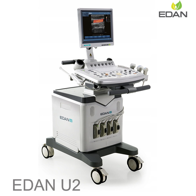 EDAN U2 doppler ultrasound