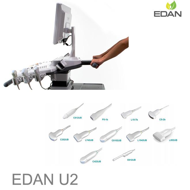 EDAN U2 ultrasound scanner