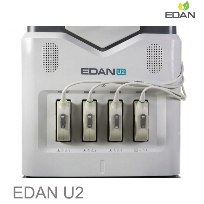 EDAN U2 carotid doppler ultrasound