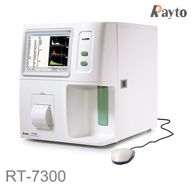 Auto Hematology Analyzer Rayto Rt-7300