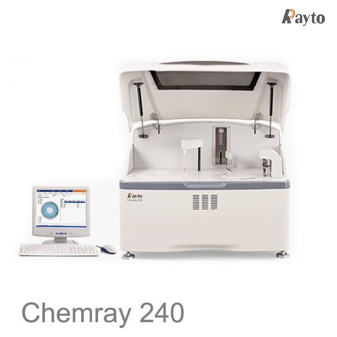 Chemray 240 clinical chemistry analyzer
