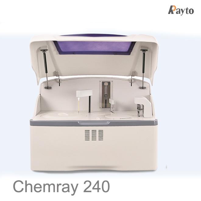 Chemray 240 blood chemistry analyzer