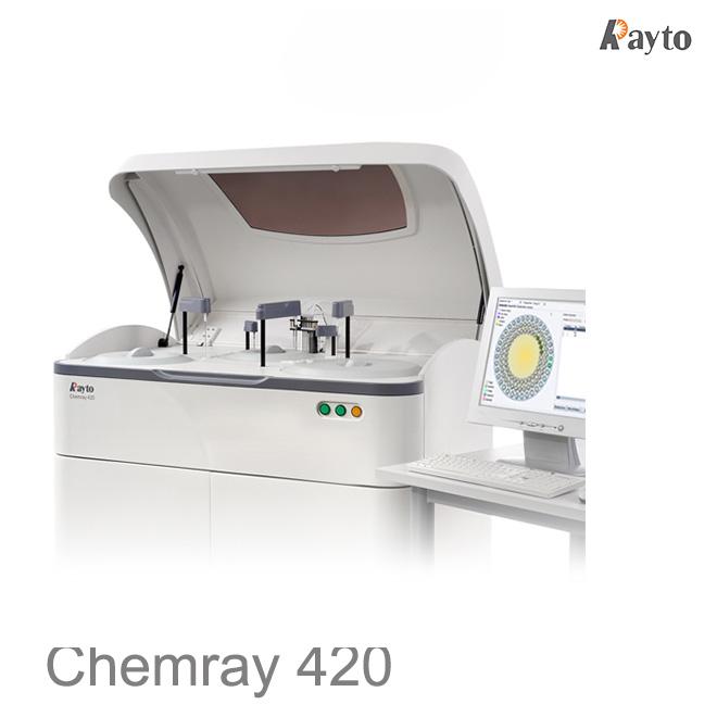 cbc medical Rayto Chemray 420