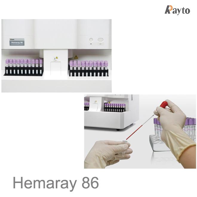 haematology analyser Hemaray 86