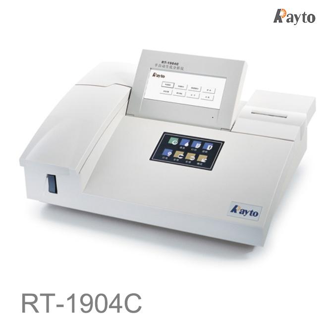 RT-1904 semi-auto chemistry analyzer