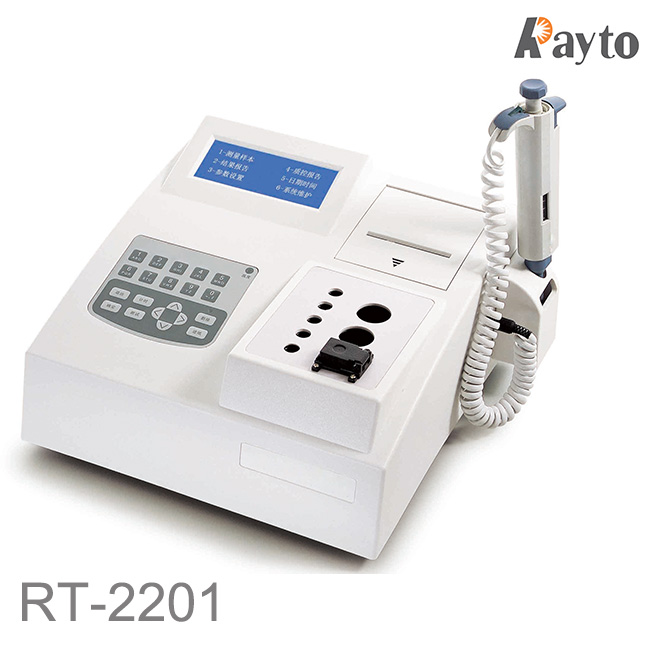 Rayto RT-2201C coagulation machine