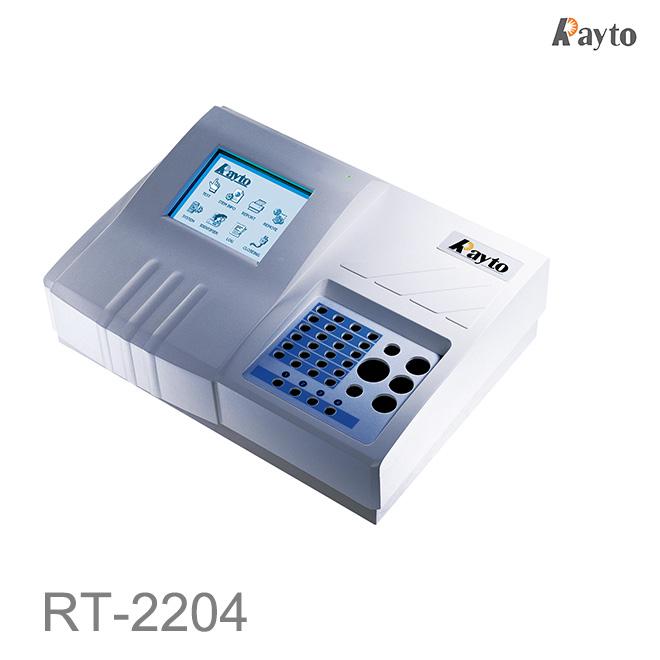 Rayto RT-2204C coagulation analyzer machine