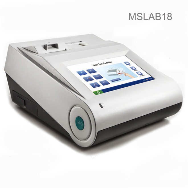 Blood Gas Analyzer MSLAB18 For Sale
