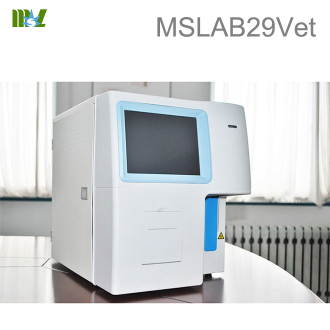 Auto Hematology Analyzer for Veterinary MSLAB29Vet-3