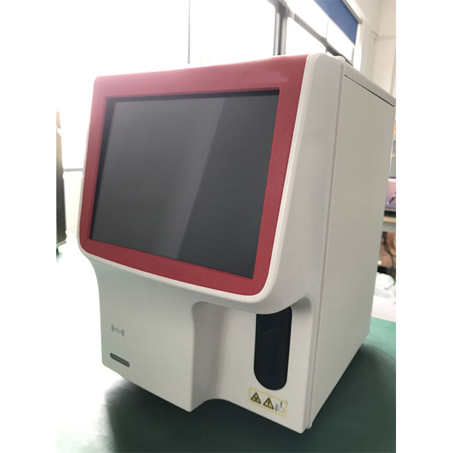 Smart Auto Animal Hematology Analyzer MSLAB41Vet-3