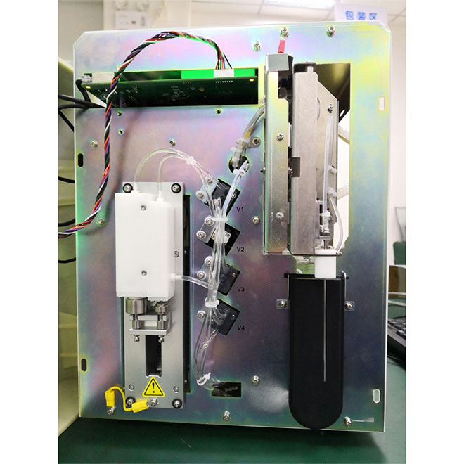 Easy used Auto 3-part Hematology Analyzer MSLAB23Plus-5