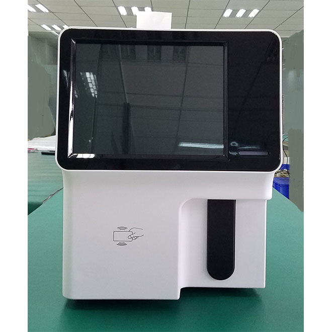 Easy used Auto 3-part Hematology Analyzer MSLAB23Plus-3