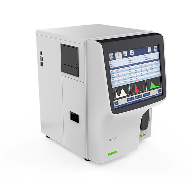 Designed for Small Clinic 3-Diff Auto Hematolaogy Analyzear MSLAB42-2