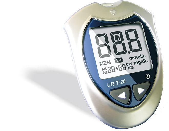 Blood-Glucose-Meter-machine-URIT-26