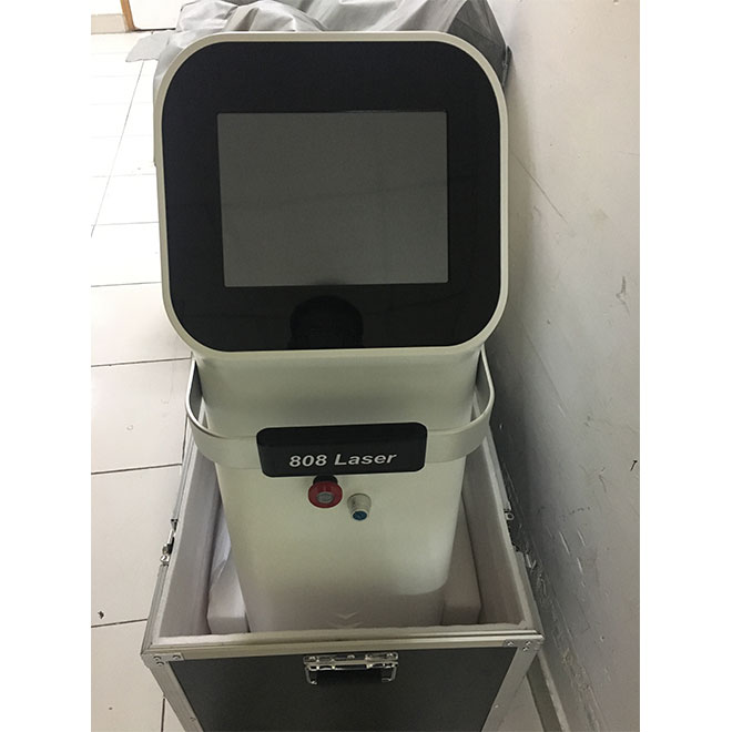 Diode Laser Hair Removal Machine with LED Screen MSLD11-3
