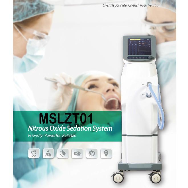 Nitrous Oxide Sedation System MSLZT01-2