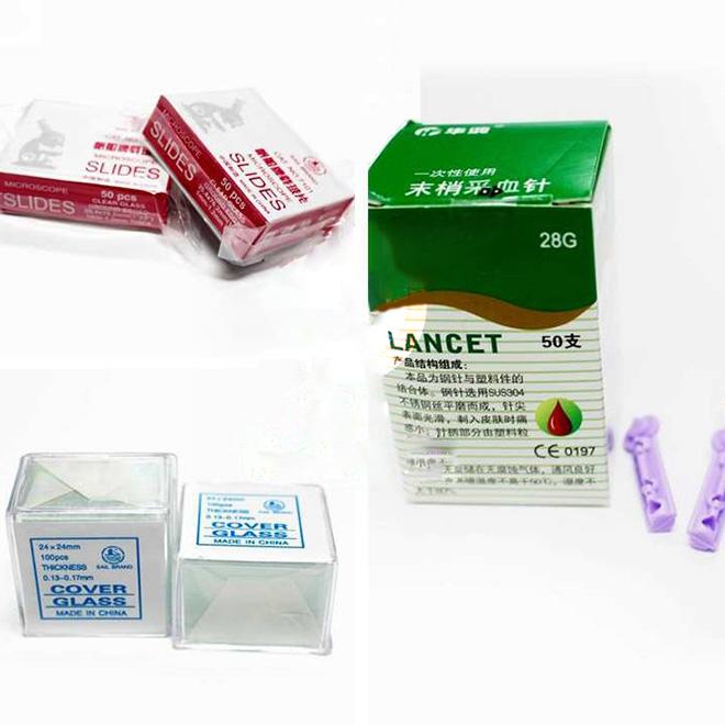 Blood analysis microscope MSLYZ11-5