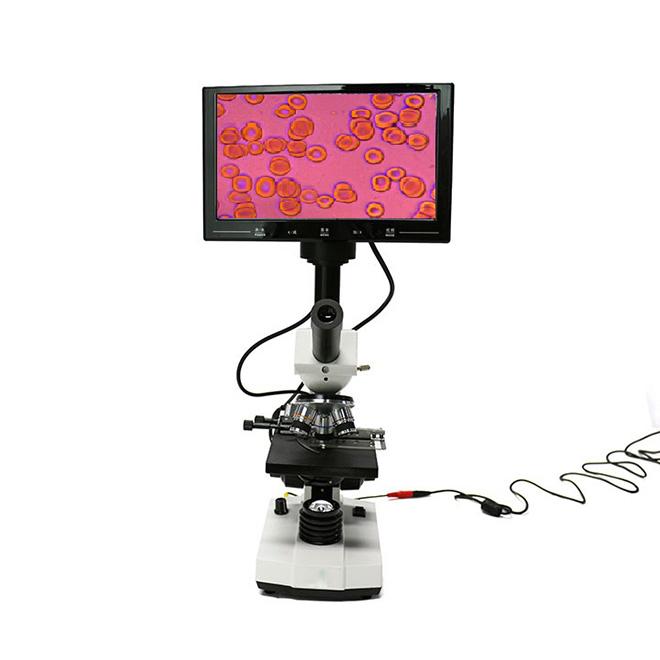 Blood analysis microscope MSLYZ11-1