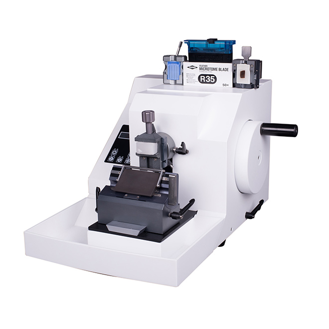 semi automatic microtome MSLK238