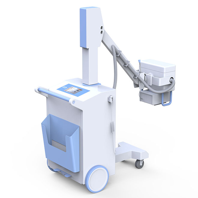 5kw high frequency mobile x ray equipment - MSLMX02
